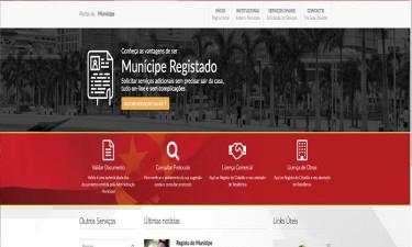 Portal do Munícipe ainda não emite documentos 'online'