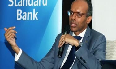 Standard Bank Angola 'corrige' Governo e coloca riqueza abaixo de zero