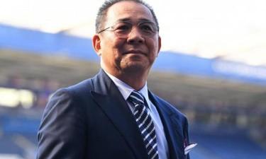 O magnata que tirou o Leicester da II divisão para o topo do campeonato inglês