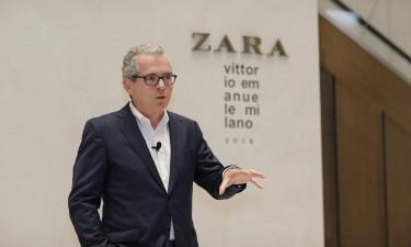 Patrão da Zara eleito melhor CEO do mundo