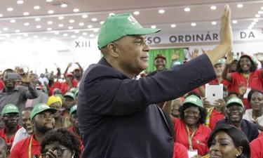 Adalberto Costa Júnior eleito presidente em congresso que custou maisde 600 milhões kz