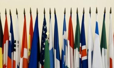 Crescimento na OCDE abranda para 0,3%