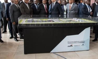 Governo investe 77 milhões USD em Pólo de Desenvolvimento Diamantífero