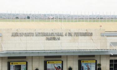 Formulário Aduaneiro em vigor no aeroporto 4 de Fevereiro