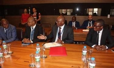 AGT e a UIF assinam protocolo de cooperação