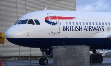 British Airways suspende todos os voos para a China