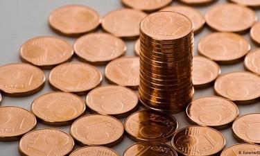 Bruxelas quer fim das moedas de um e de dois cêntimos de euro
