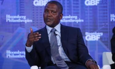 Homem mais rico de África aumenta em fortuna de 4,2 mil milhões