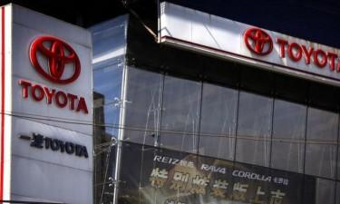 Toyota prolonga encerramento de fábricas na China
