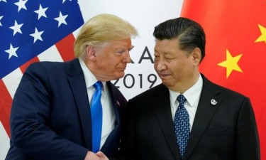 Trump anuncia assinatura de acordo comercial com a China
