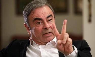 Nissan pede indemnização de 83 milhões de euros a Carlos Ghosn