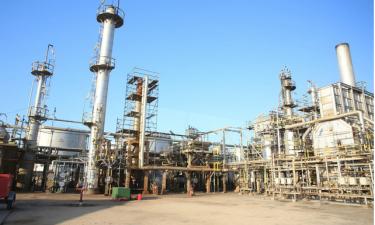 Nove empresas seleccionadas para a construção da refinaria do Soyo