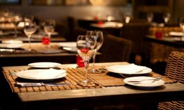 Restaurantes   em risco de falência