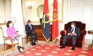 EUA apoiam Angola com mais de 3,5 milhões USD