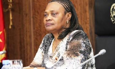 Joana Lina nomeada governadora de Luanda