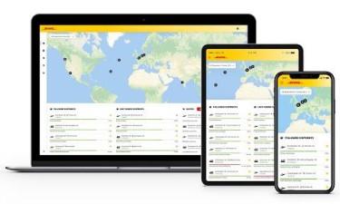 DHL lança plataforma digital de frete rodoviário