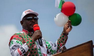 Morreu presidente do Burundi aos 55 anos
