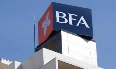 Transacções do BFA sobem 93%