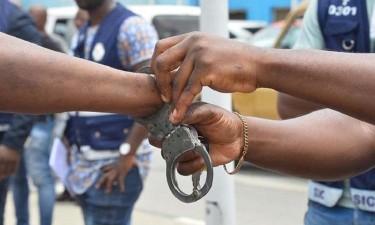 Administrador e director da educação presos em Benguela