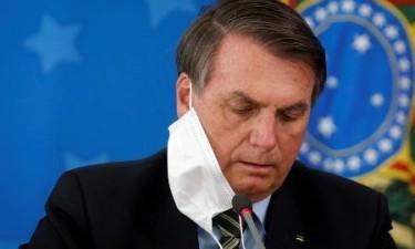 Presidente do Brasil testou positivo