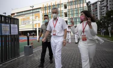 Singapura realiza eleições antecipadas
