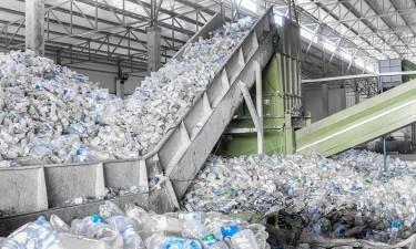 Empresa de reciclagem sem matéria-prima para produzir