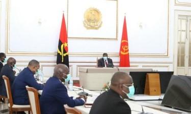 Comissão Bilateral de Defesa Angola/RDC reúne-se
