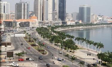 Economia de Angola caiu 8,8%