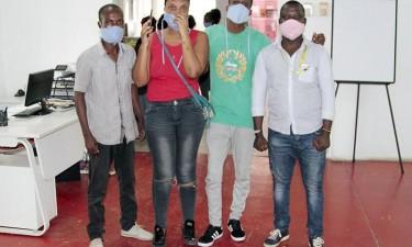 Jornalistas detidos sem acusação e sem justificação
