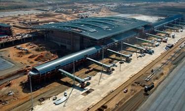 Novo aeroporto de Luanda sem financiamento adicional