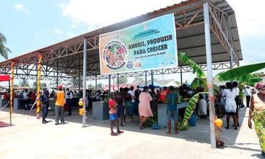 Duas feiras por cada município ainda este ano