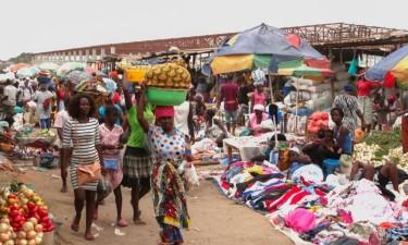 Inflação em Angola deve ficar acima de 22% este ano