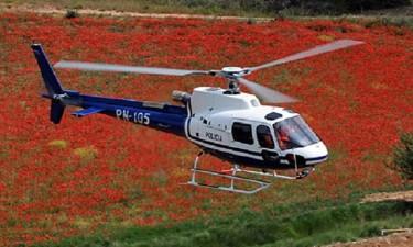 Lançado concurso para reabilitação de helicópteros da polícia