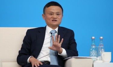 Onde anda Jack Ma?