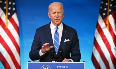A solução de Biden para a crise? 1.9 biliões de USD