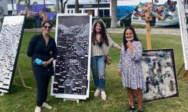 Artistas brasileiras nos EUA procuram parceria com artistas angolanos