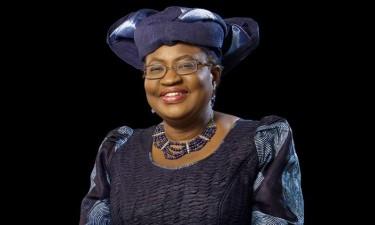 Ngozi Okonjo-Iweala a nova chefe da OMC