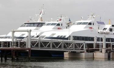 Obras dos terminais condicionam regresso dos catamarãs