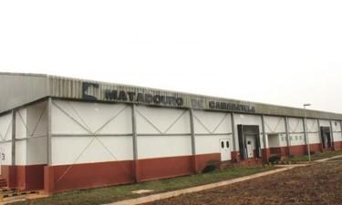 Pólo industrial de Lucala em estado de abandono