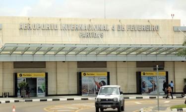 Aeroporto Internacional 4 de Fevereiro na 'lista negra'