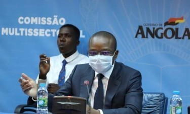 Angola prorroga medidas de controlo até 10 de Maio