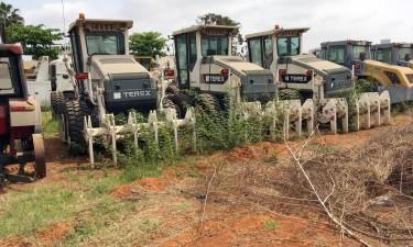 Meios abandonados nos parques do INEA serão recuperados