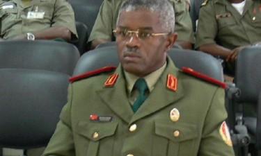 General Francisco Pereira Furtado é o novo ministro de Estado e Chefe da Casa de Segurança do PR