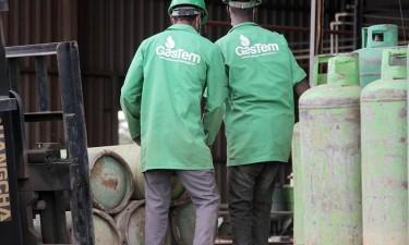 Vendas a granel da GásTem recuam 80%