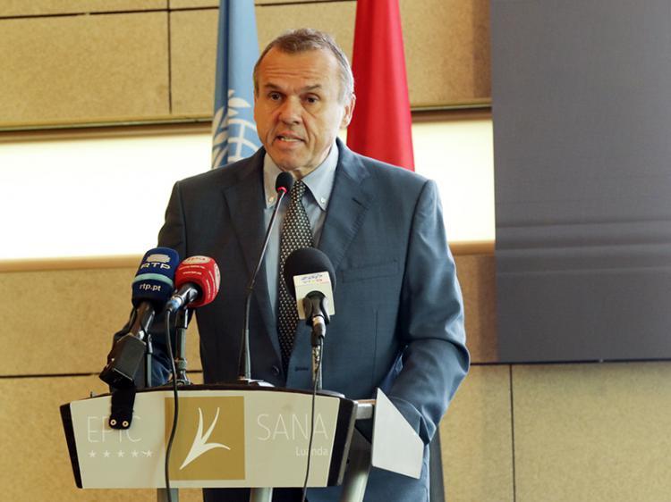 ONU apresenta novo plano de parceria com Angola