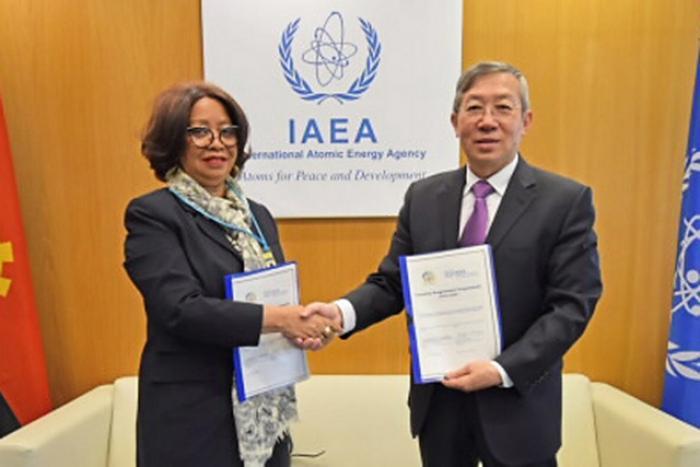 Angola e AIEA assinam acordo na área de tecnologia