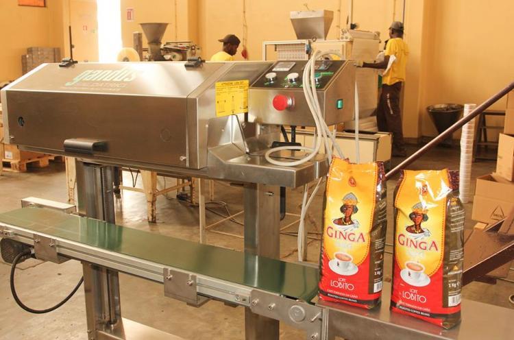 Angonabeiro exporta 400 toneladas de café por ano