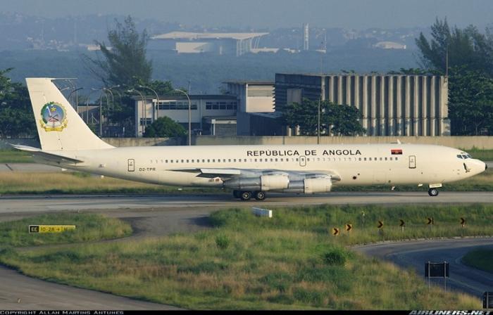 Boeings 707 podem  render 150 mil dólares