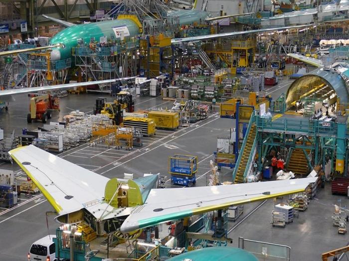 Cancelamento do contrato com a Boeing pode custar 62 milhões de dólares