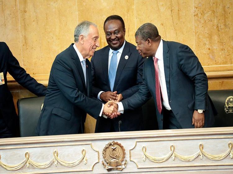Marcelo reforça parceria e põe fim ao 'irritante' na cooperação com Angola